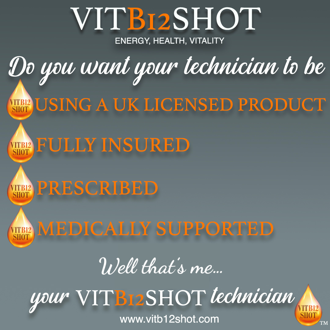 B12 Injections Tranent